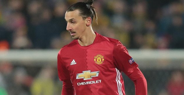 Ibrahimovic'ten mesaj var