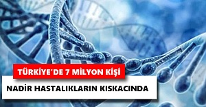 Türkiye'de 7 milyon kişi nadir hastalıkların kıskacında