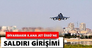 Diyarbakır 8. Ana Jet Üssü#039;ne...