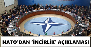 NATO#039;dan #039;İncirlik#039;...