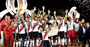 'Superclasico'nun galibi River Plate